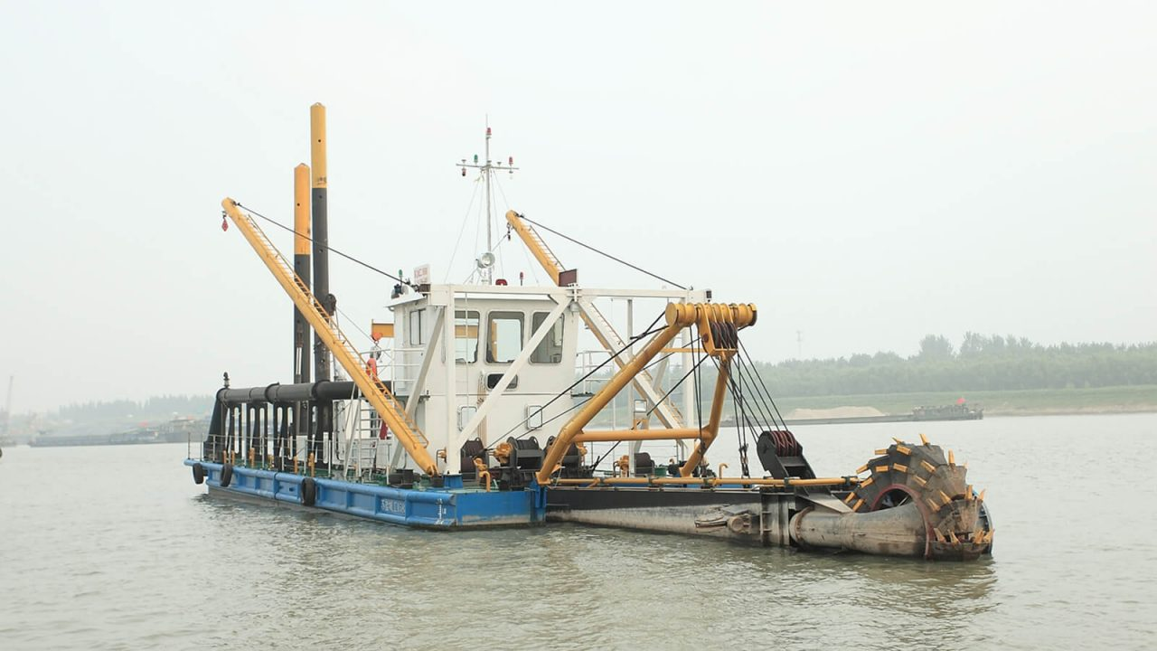 H200 Cutter Suction Dredger