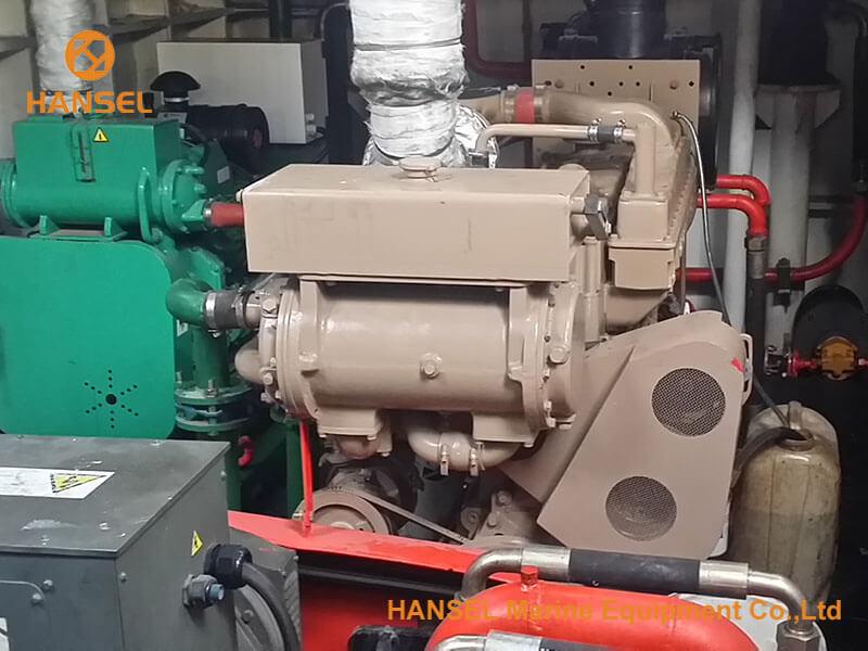 H450 cutter suction dredger under construction 1