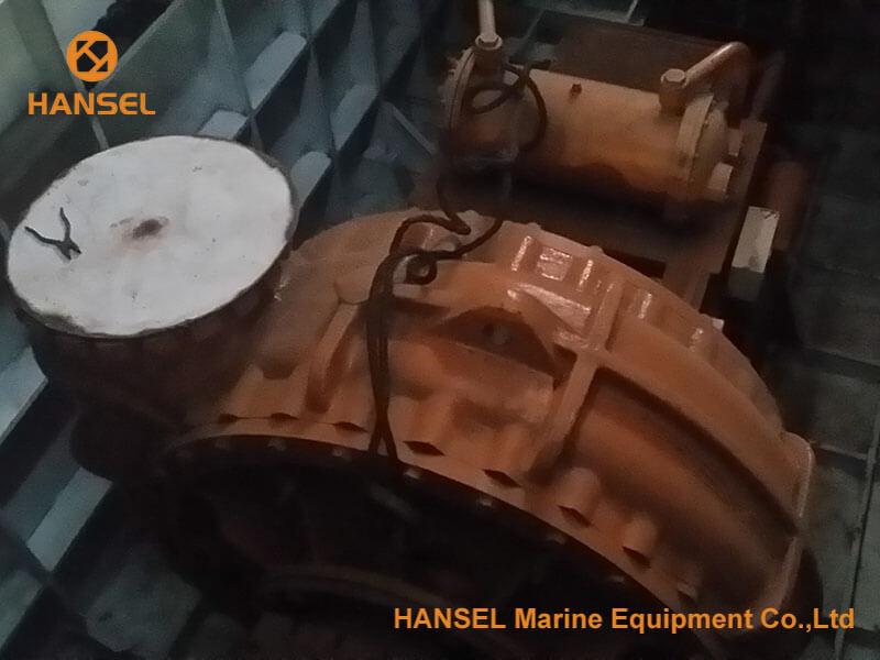 H450 cutter suction dredger under construction 6