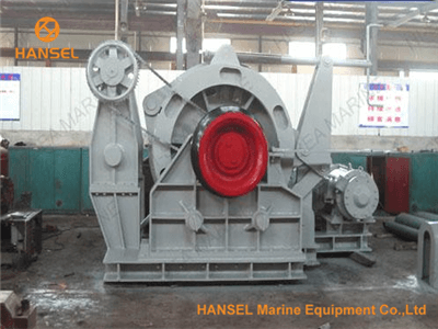 Types and selection of winch_01
