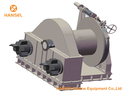 Types and selection of winch_02