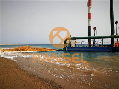 Study on wear of dredging equipment02