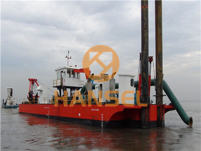 How to improve the dredging efficiency of cutter suction dredger