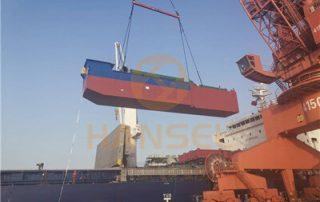 HS-55 CSD dispatched