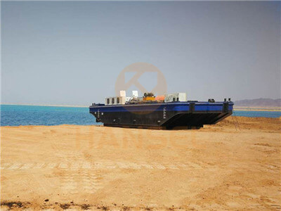 Dredging characteristics and suitability of common dredgers