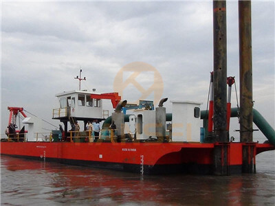The main factors to be considered in selecting a dredger