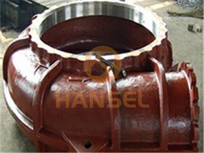 Characteristics of short discharge distance construction of cutter suction dredger-2