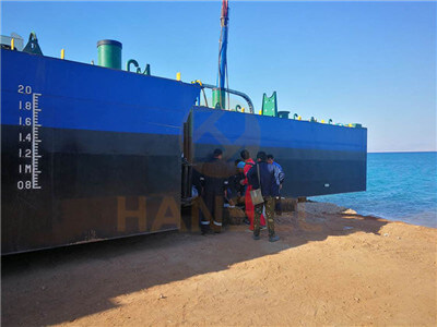 Troubleshooting of hydraulic system of spud of cutter suction dredger2