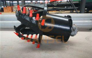 Bucket-wheel cutter