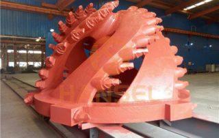 Bucket-wheel cutter-2