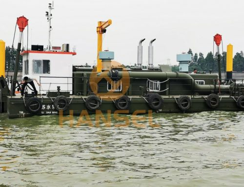 Media Report – Hansel Booster Boat 350 delivered into Tai Lake