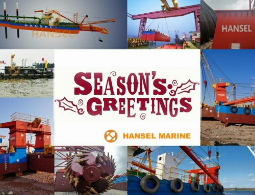 Season's Greetings & Best Wishes To The New Year of 2021