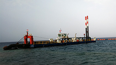 24 inches dredger